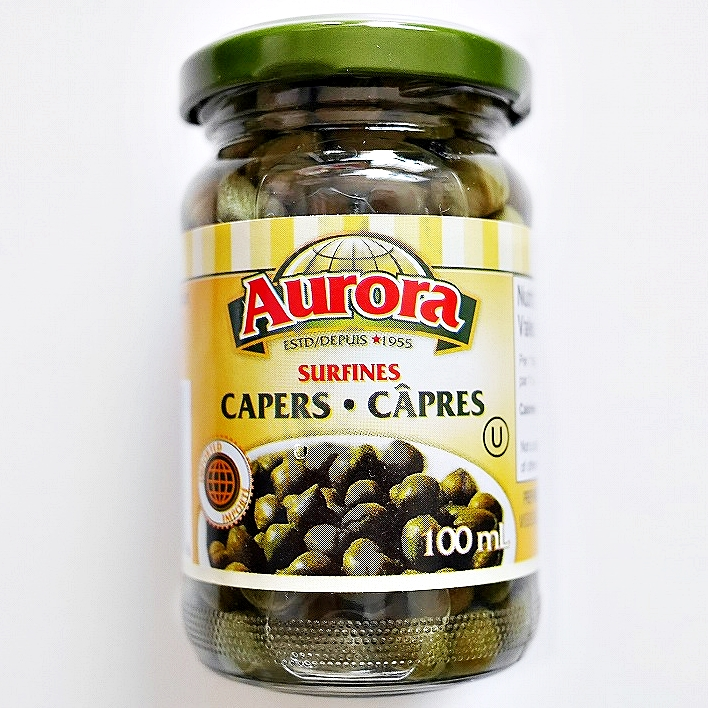 Aurora ケイパー SURFINES CAPERS 100ml